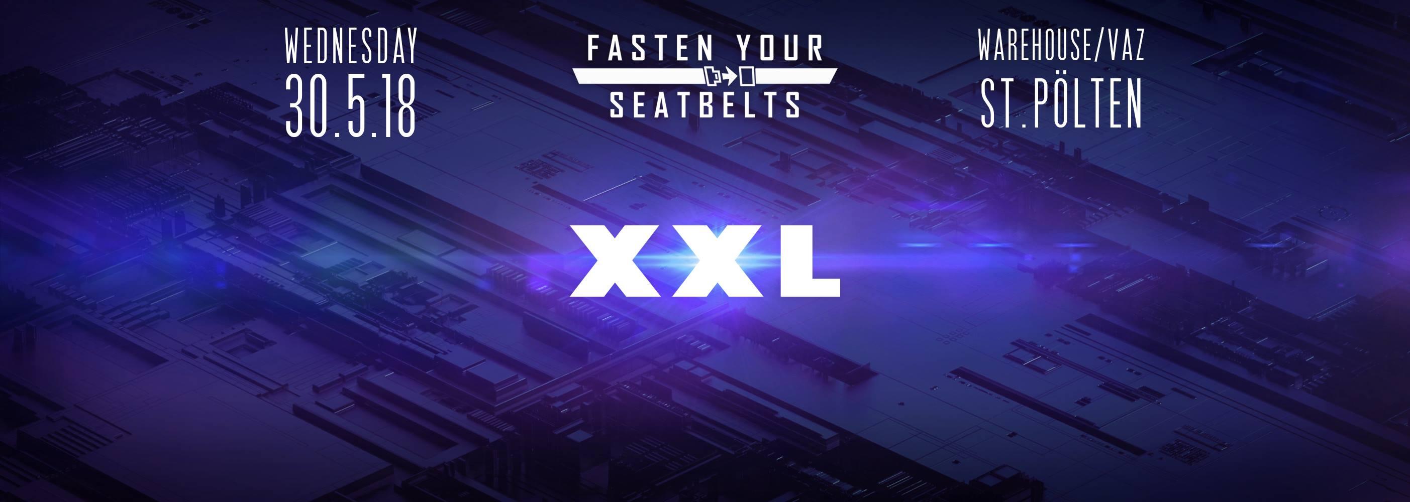 Fasten Your Seatbelts XXL