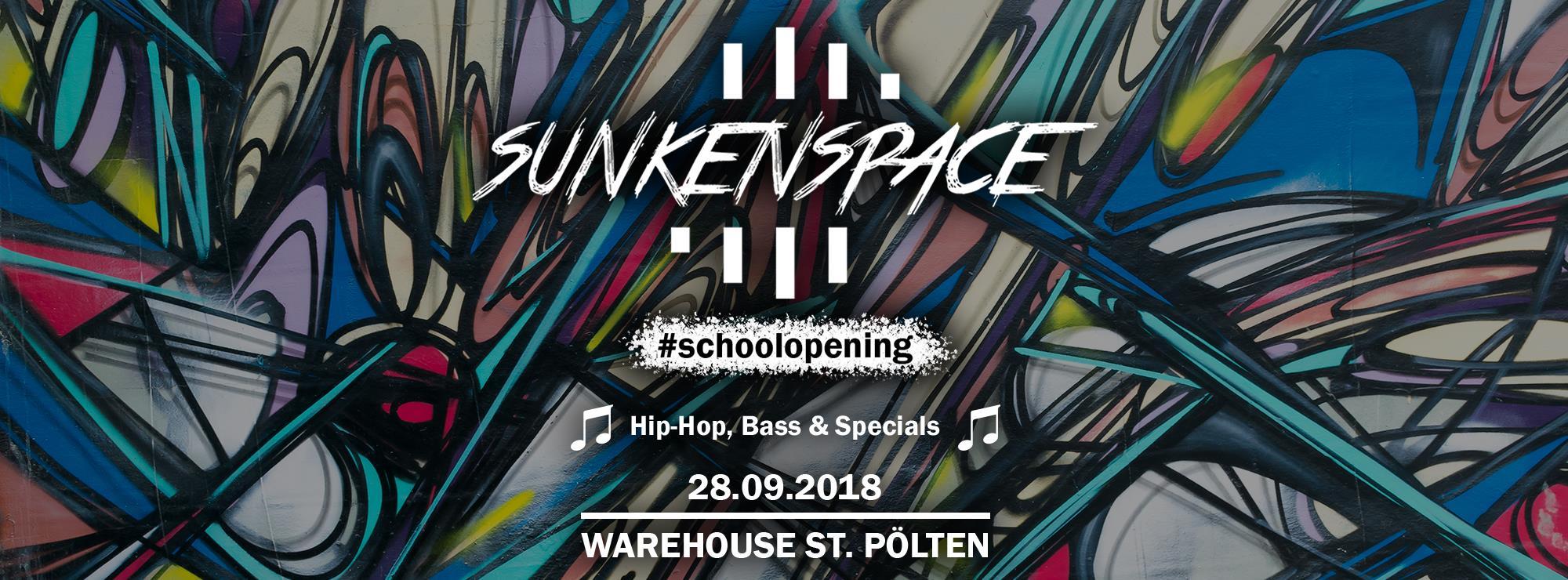 Sunkenspace #schoolopening