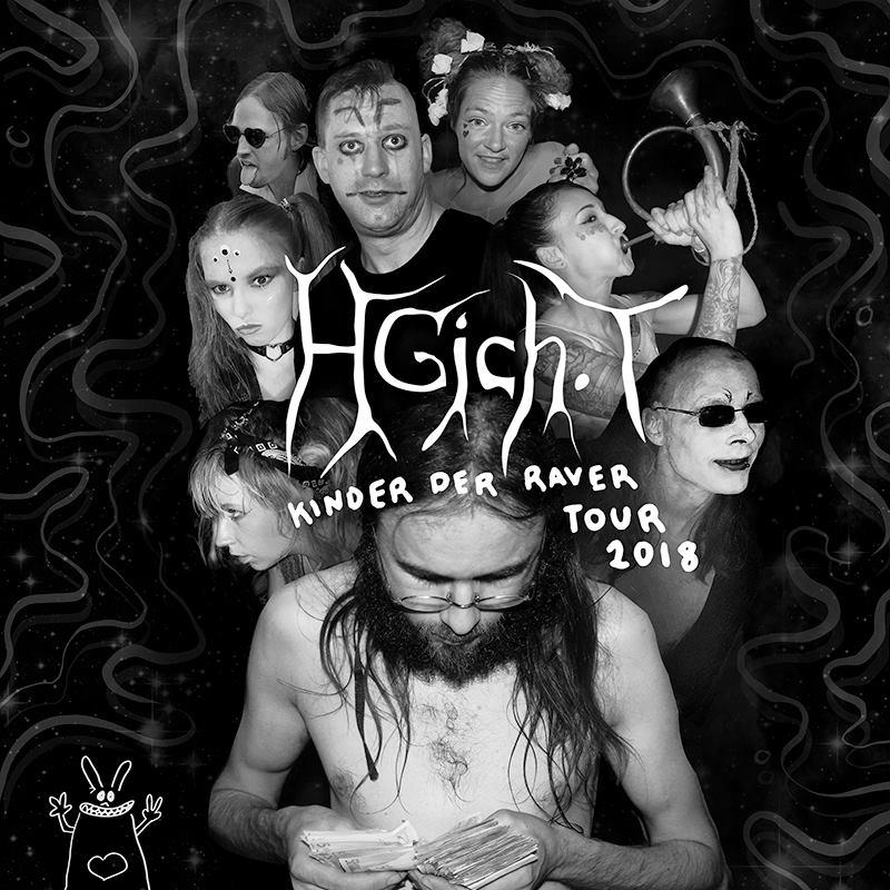 HGich.T + Acid Aftershow / St. Pölten