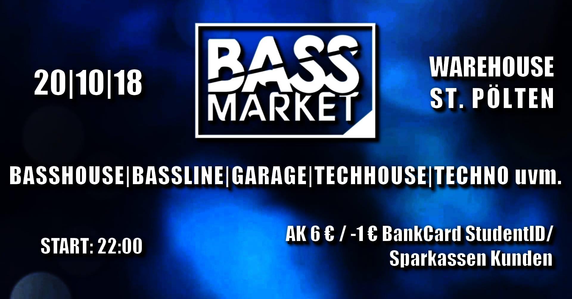 Bass Market Vol.3