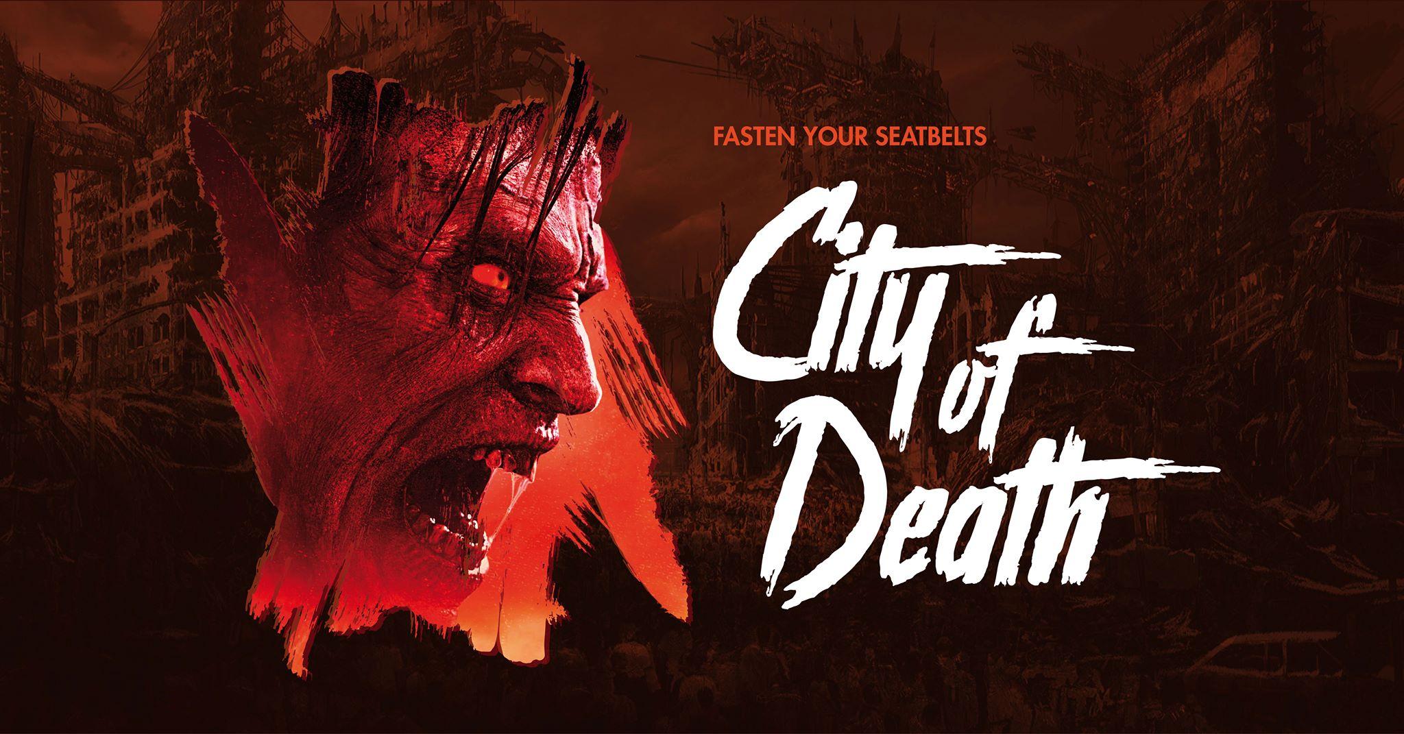 CITY of DEATH / Halloween w/ Memtrix