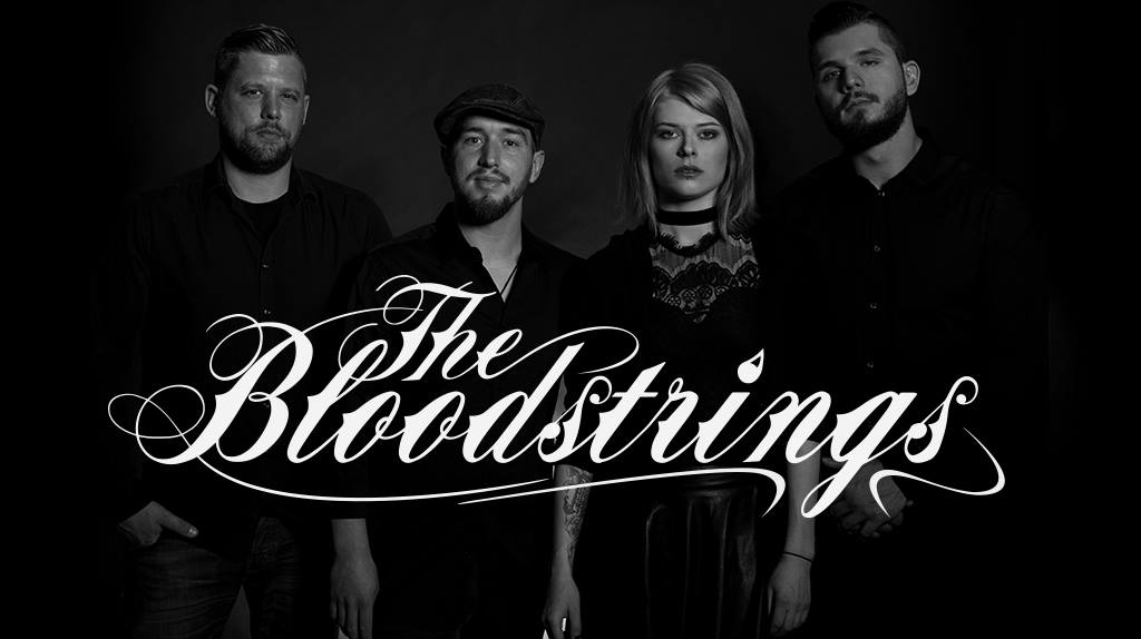 Live at the Garage: The Bloodstrings (D)