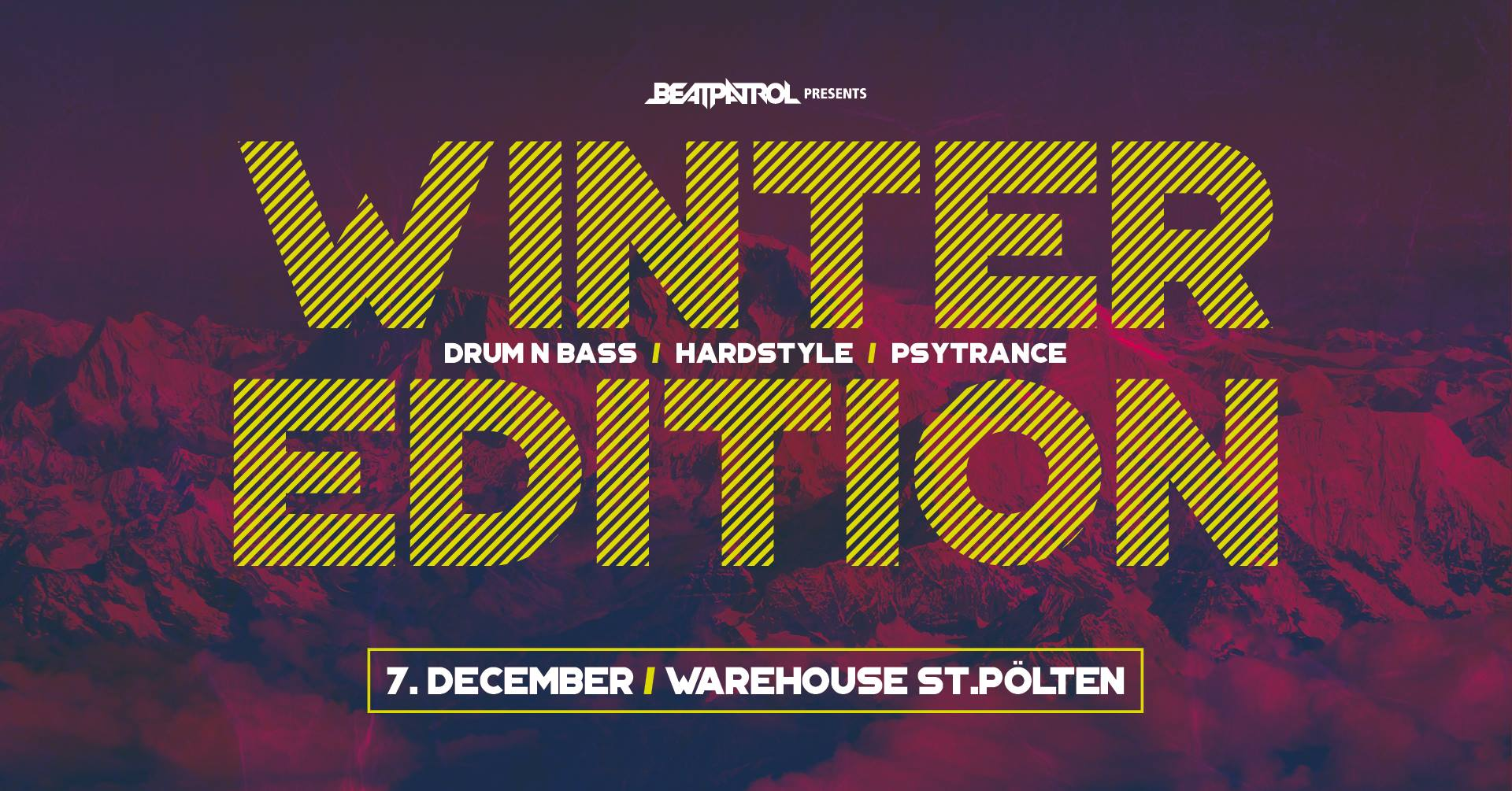 Beatpatrol presents Winter Edition