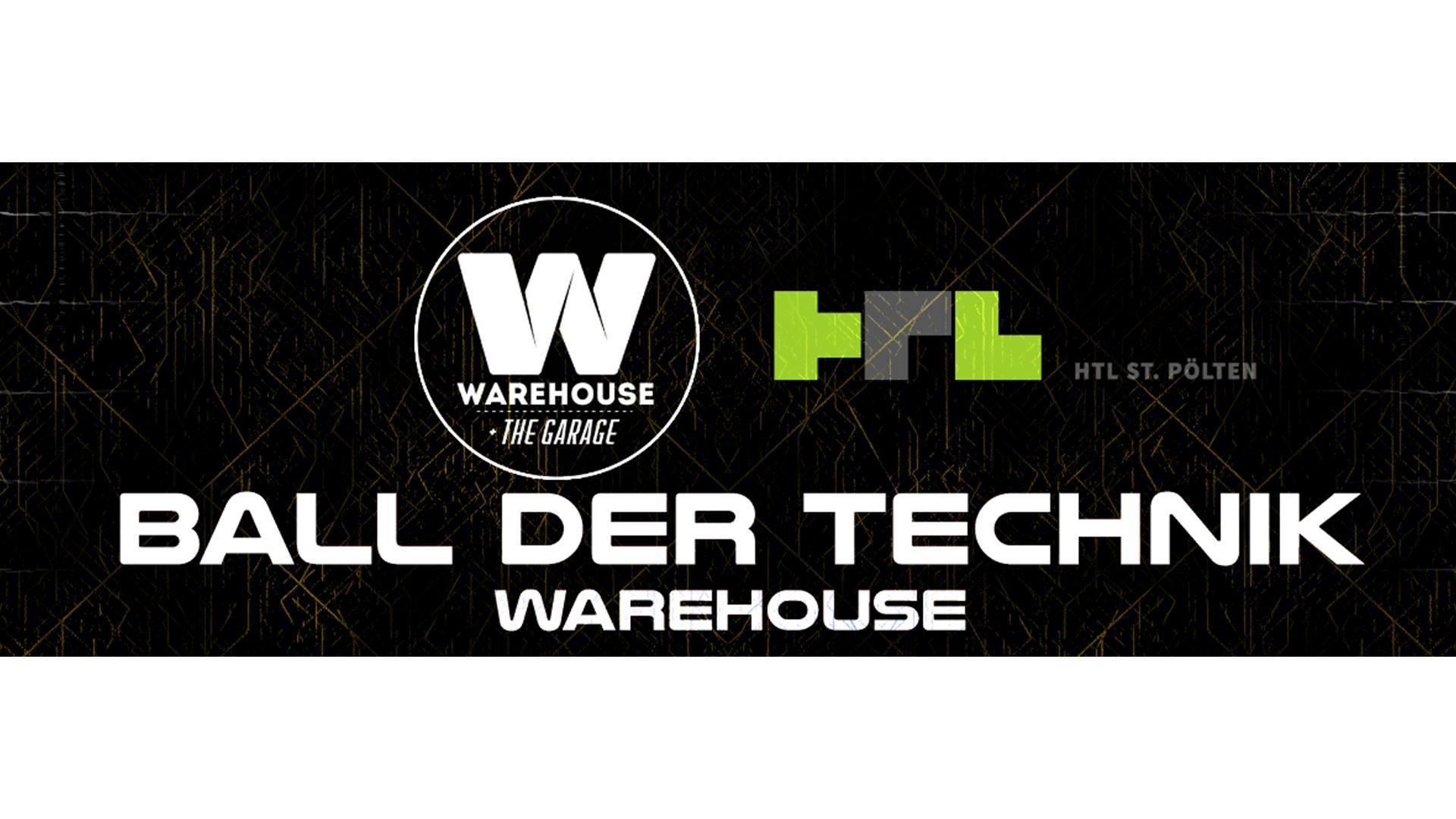 Ball der Technik 2019 Warehouse (Eingang VAZ)