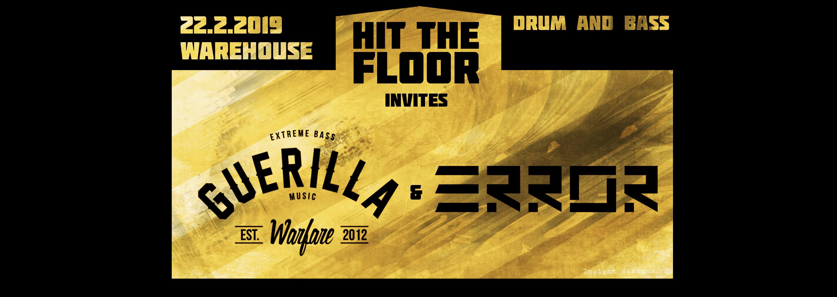 Hit the Floor invites GWM x ERROR