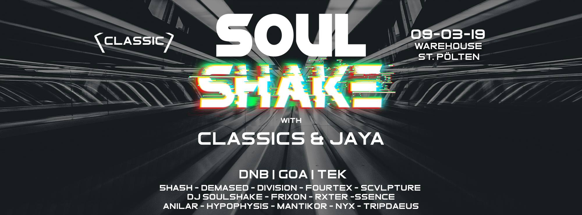 Soulshake classics & Jaya