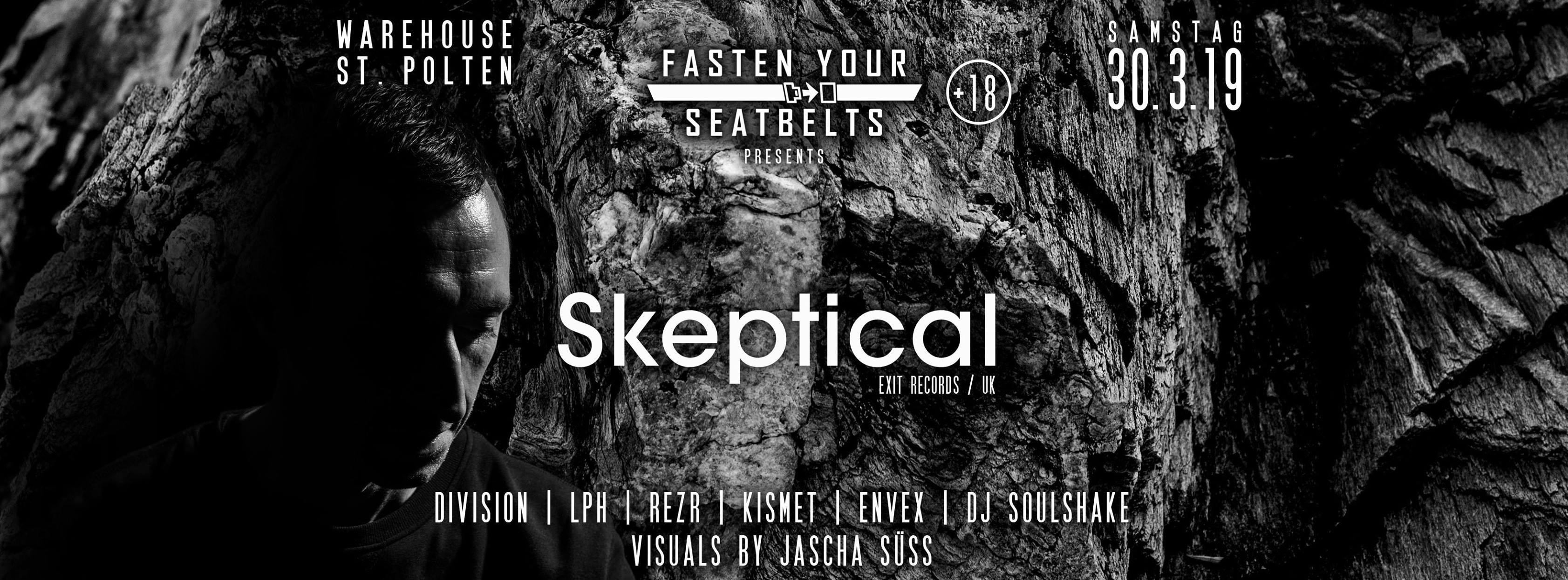 Fasten Your Seatbelts w/ Skeptical
