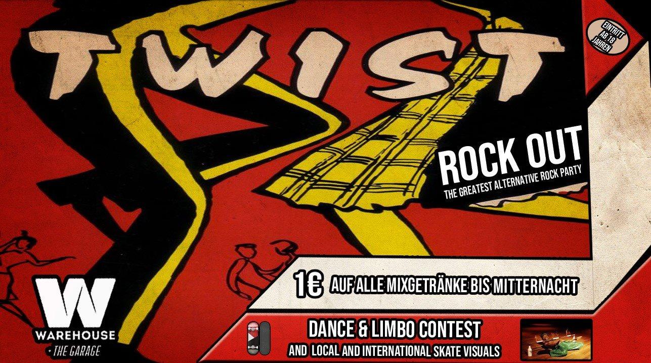 ROCK OUT #27 – Skank'n'twist NIGHT Edition