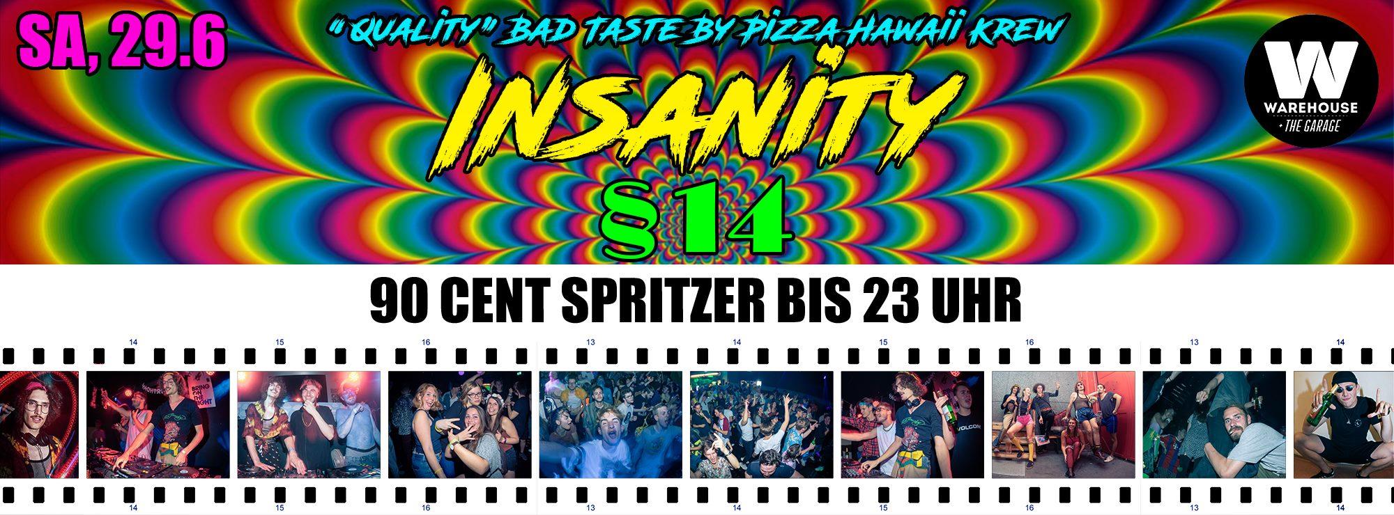 Insanity §14