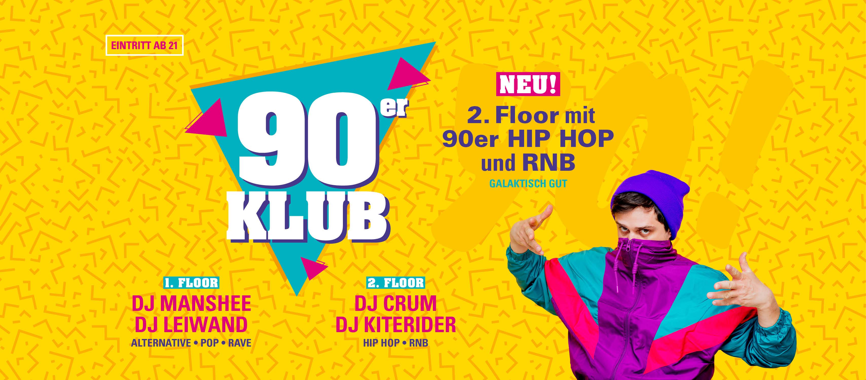 90er Klub Ü21