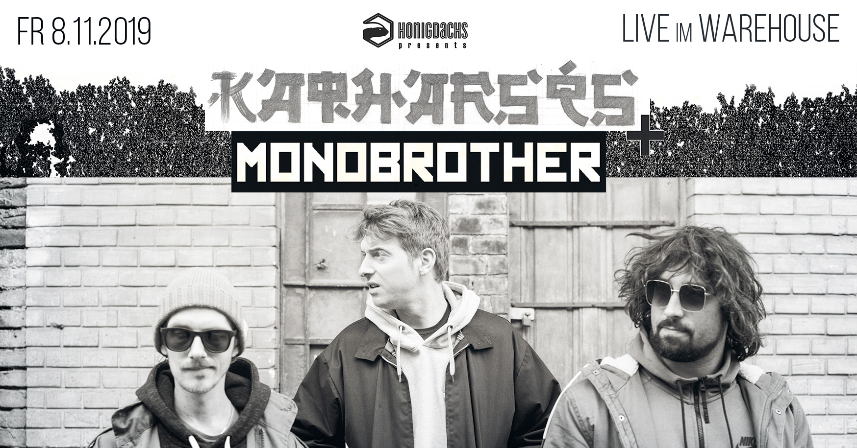 Monobrother & Katharsis (DRK&DiggaMindz) *LIVE