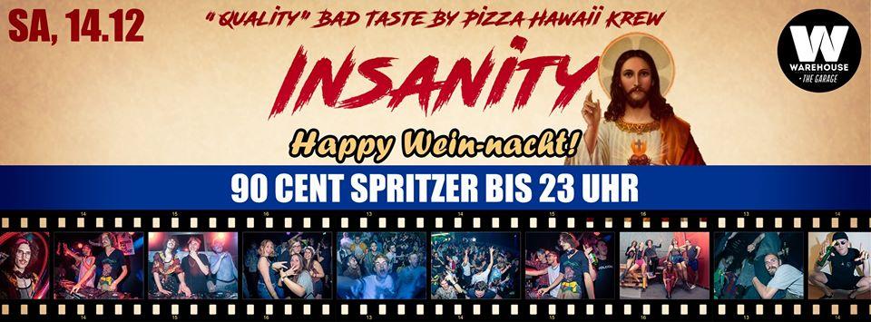 Insanity Weinnacht