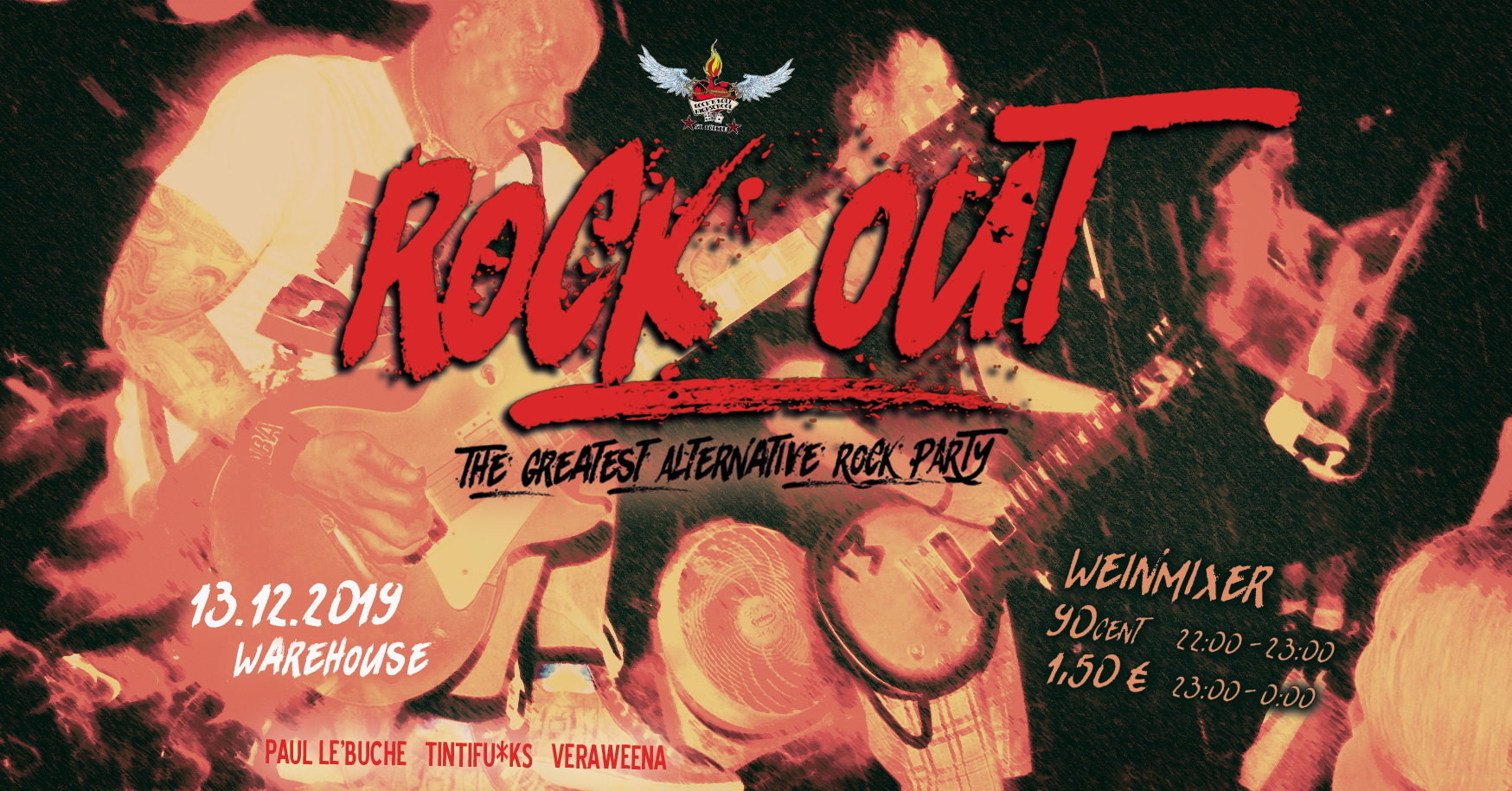 ROCK OUT #30 – Last Call X-Mas Edition