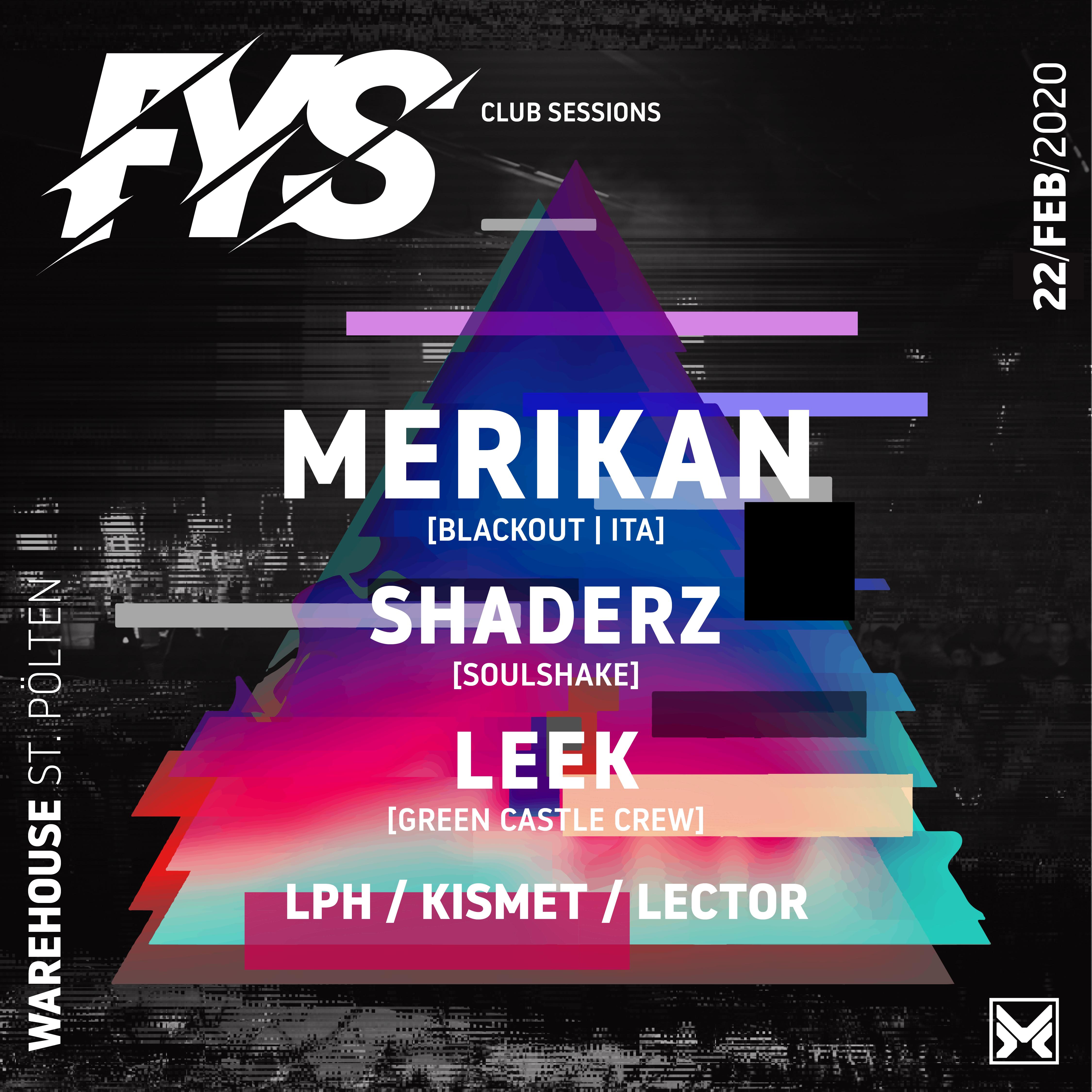 FYS – focus on Merikan (ITA)