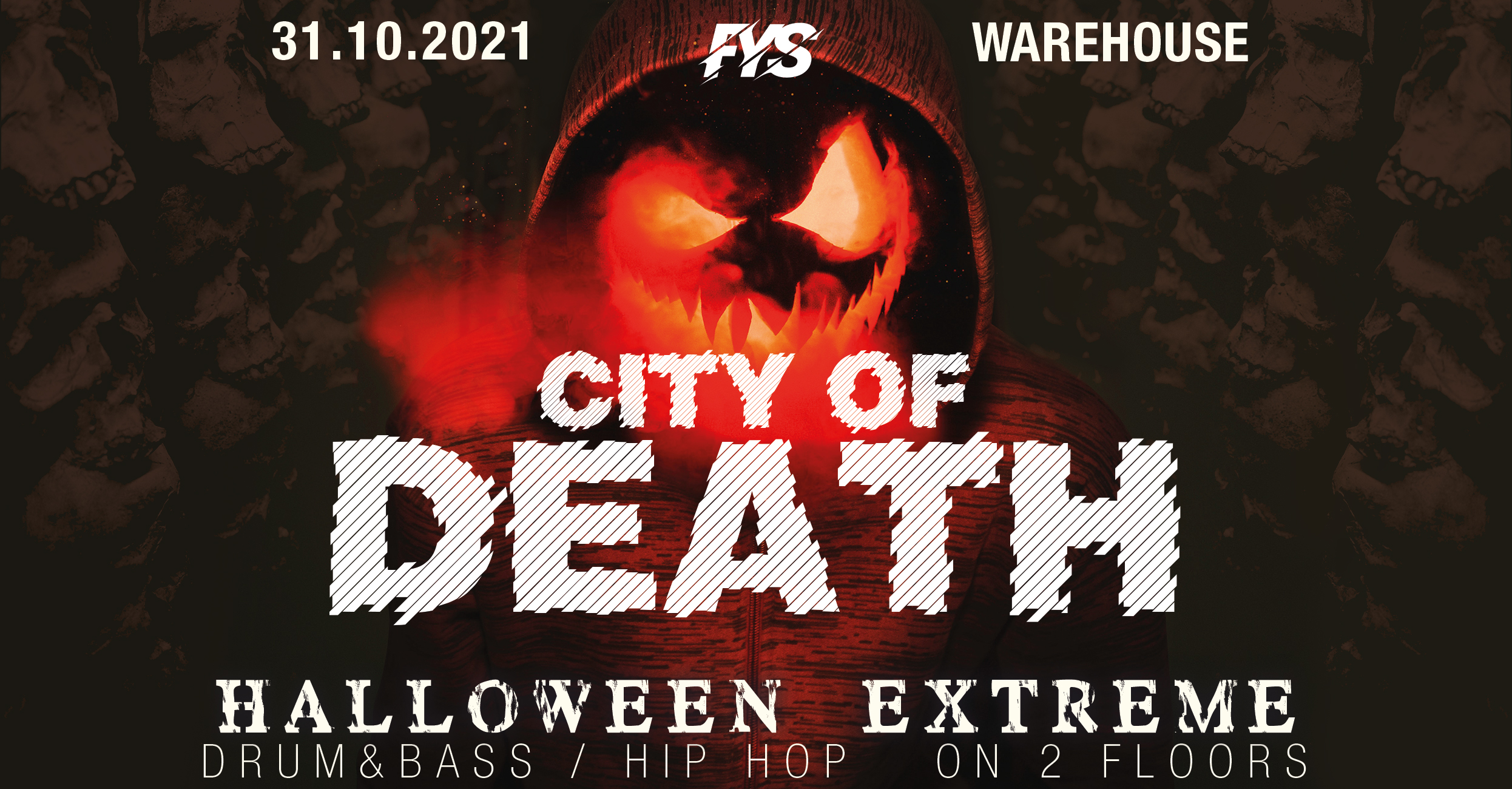 FYS City of Death – Halloween Extreme