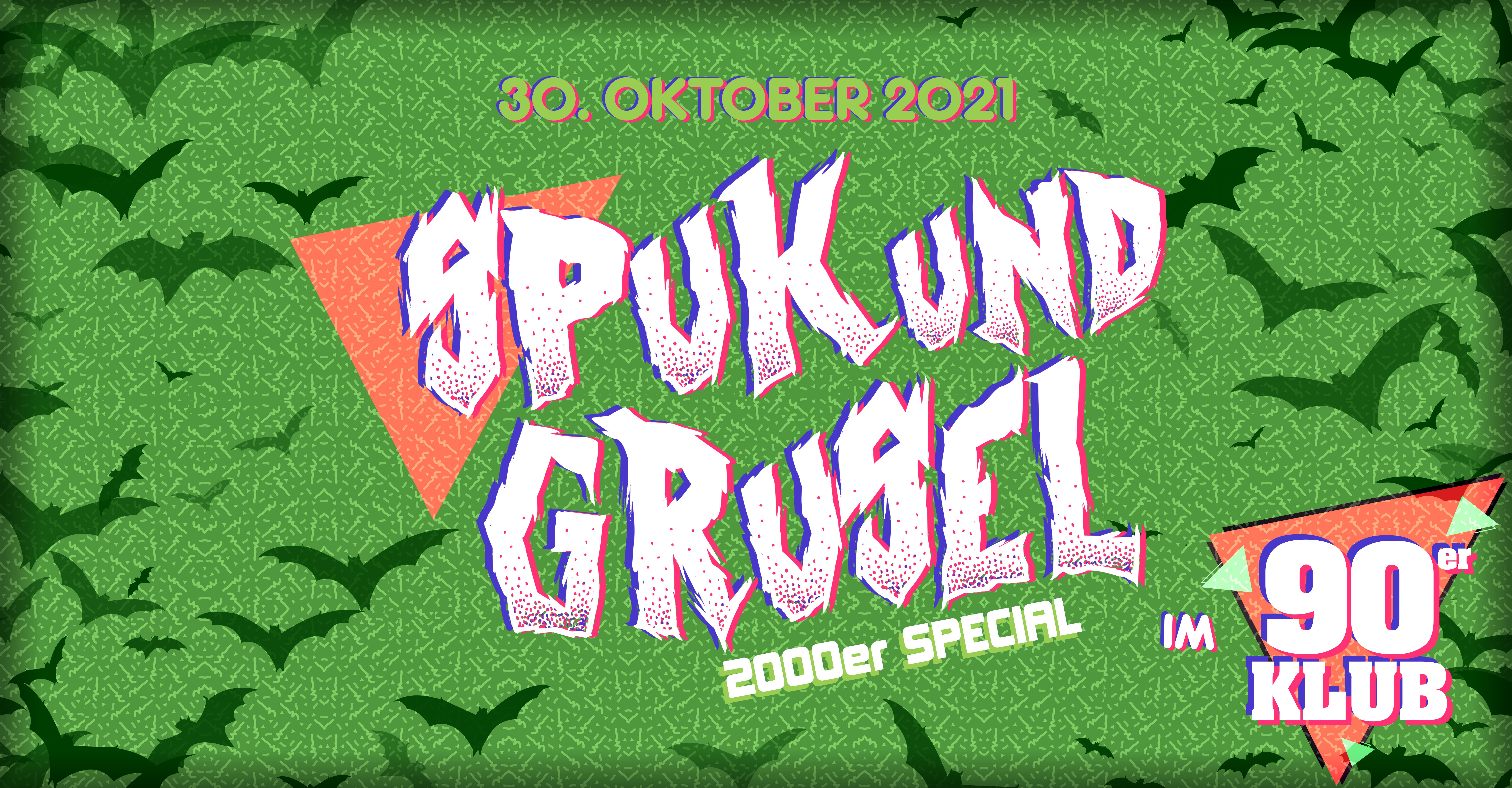 90er Klub – Spuk & Grusel